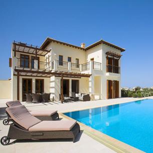 塞浦路斯帕菲斯海景别墅