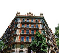 西班牙巴塞罗那稀缺洋房公寓