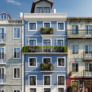 葡萄牙里斯本市中心稀缺高端公寓