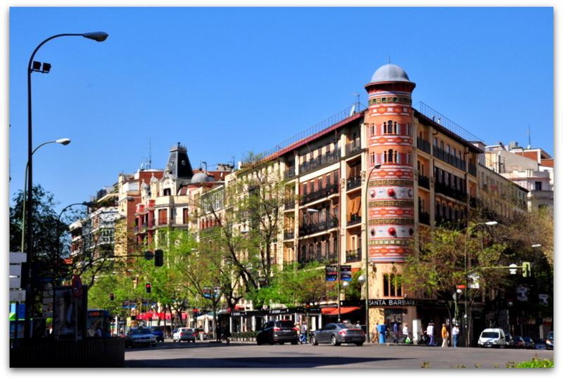 西班牙马德里稀缺房产