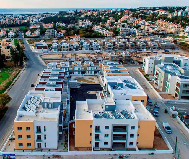 塞浦路斯利马索住宅洋房
