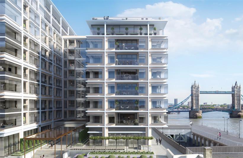 英国伦敦稀缺洋房公寓