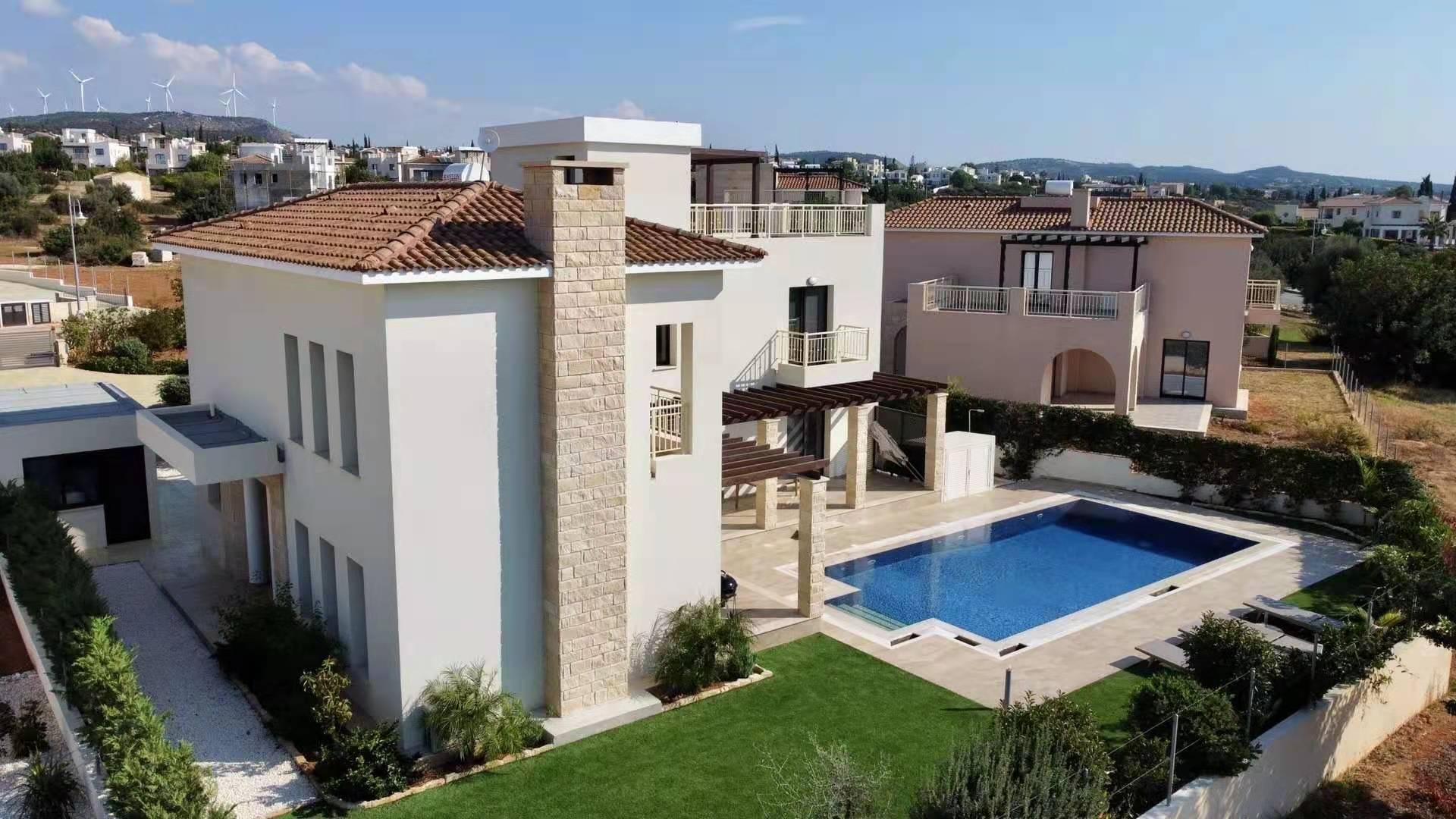 塞浦路斯利马索独栋别墅