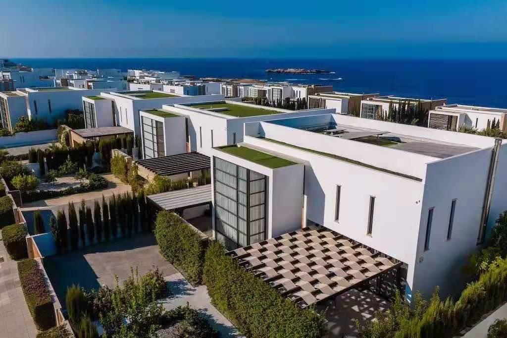 塞浦路斯利马索独栋别墅Homes
