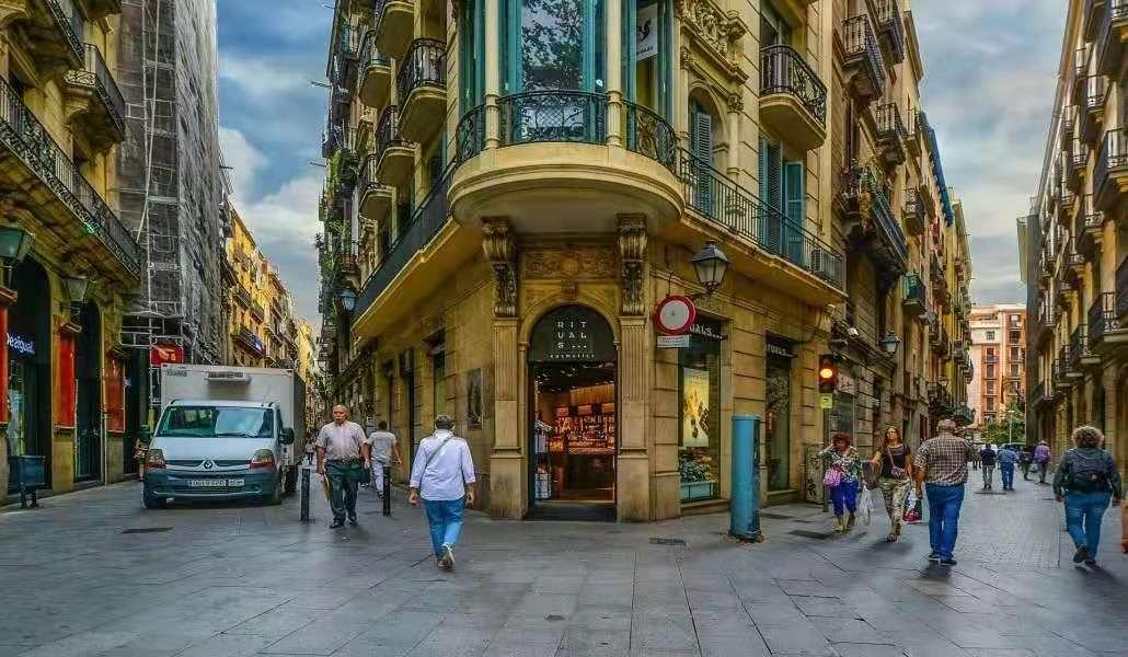 巴塞罗那市中心地段稀缺公寓